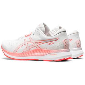 asics Evoride Tokyo Running Shoes Women, biały/pomarańczowy